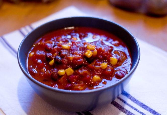 Kickstart nyåret med en heit bolle chili sin carne!